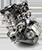 Motore e tubo di scarico