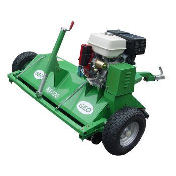 ATV 120 Falciatrice con motore diesel a 13HP