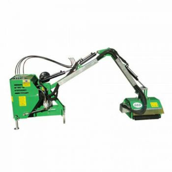 Compact Tractor Hedge Cutter with 80 cm working width