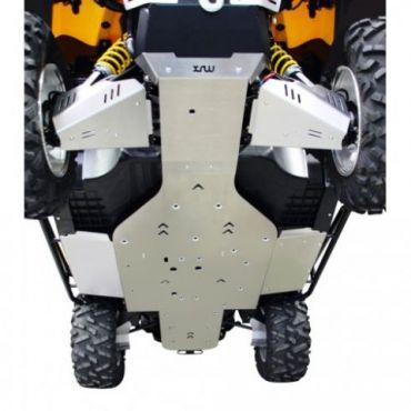 KIT PROTEZIONI Completa Aluminio - CAN-AM Commander 1000XT/800R