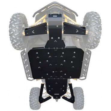 Piastra paramotore completa  - Can Am Maverick X3 XRS