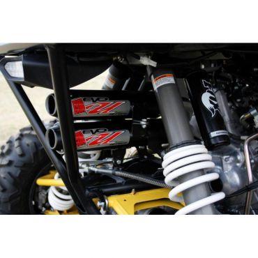 BIG GUN Yamaha YXZ 1000R Silenziatori doppi/A tre scarichi