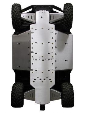 Skid plates kit completo - Polaris 900 Diesel Ranger