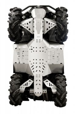 Skid plates kit completo - per Can-am ATVs