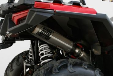 BIG GUN Polaris Sportsman 850/XP 1000 (17-18) EXO U Scarico
