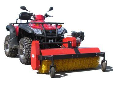 ATV spazzola rotante, motore 6.5 hp Briggs & Stratton