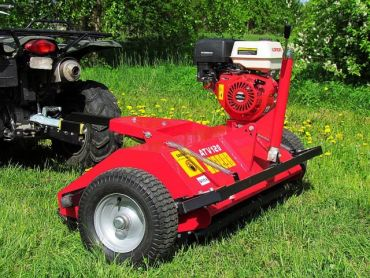 Trinciatrice ATV, Motore 15hp