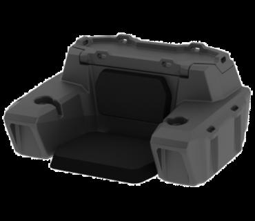 Box portabiciclette ATV / Quad con sedile - Lettino Kolpin