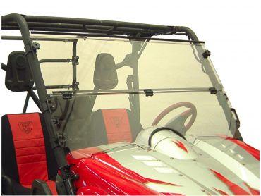 Kolpin Parabrezza ripiegabile anteriore 60/40 Yamaha Rhino