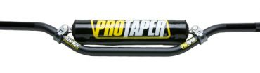 "ProTaper nero Seven Eighths ATV LOW manubrio con crossbar - Ø22,2 mm (Ø7/8"")"