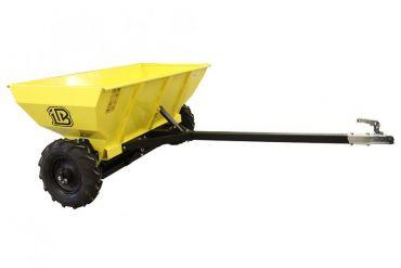 ATV spargitore sabbia/sale