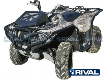 RIVAL Paraurti Anteriore Yamaha Grizzly 700