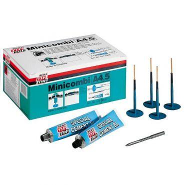 Kit riparazione gomma MINICOMBI A4.5