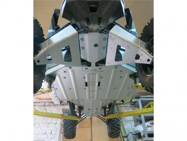 RIVAL KIT PROTEZIONI Completa Aluminio Can-Am Maverick X3 XDS/XRS
