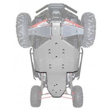 KIT PROTEZIONI Completa Aluminio - RZR Turbo 2017