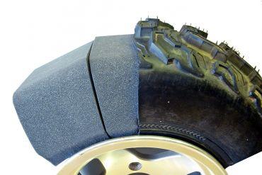 Protettore pneumatico piatto ATV - UTV