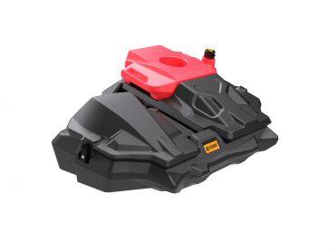 Scatola portaoggetti posteriore UTV / SXS per Can Am Maverick X3