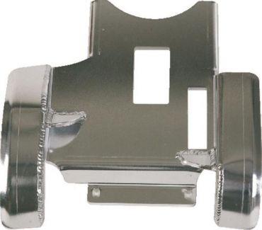 ART piastra telaio in alluminio posteriore Kymco Maxxer 300