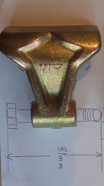 Flail hammer