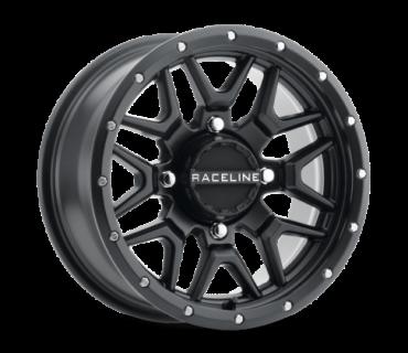 Raceline - SIMULATED BEADLOCK KRANK 14X7 4/156 Cerchio ATV BRONZO