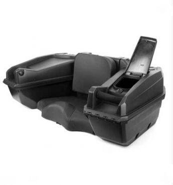 Contenitore per bici ATV / Quad con impugnatura riscaldata - KIMPEX TRUNK NOMAD