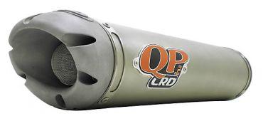 SIL QP2 RZR 800 CLR TIT+BRACK+SPRINGS