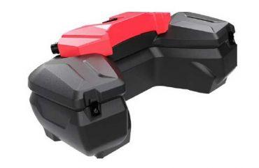 Scatola portaoggetti posteriore ATV / Quad per Polaris Sportsman 570 Touring serbatoio carburante da 10 litri incluso