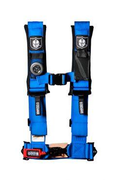 Pro Armor 3`` 4PT CINTURE DI SICUREZZA VOODOO BLUE