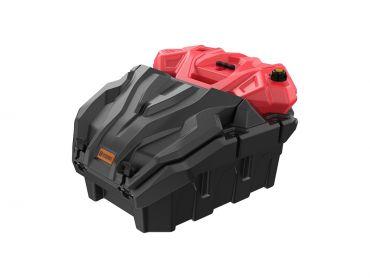 Scatola portaoggetti posteriore ATV / Quad per Polaris RZR PRO XP Series