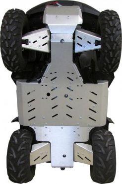 Skid plates kit completo - Suzuki