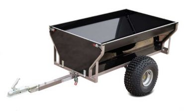 Rimorchio ATV con capacità di carico di 540 kg