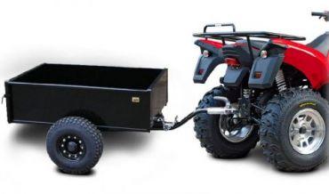 Rimorchio ATV (Capacidad: 300 kg)